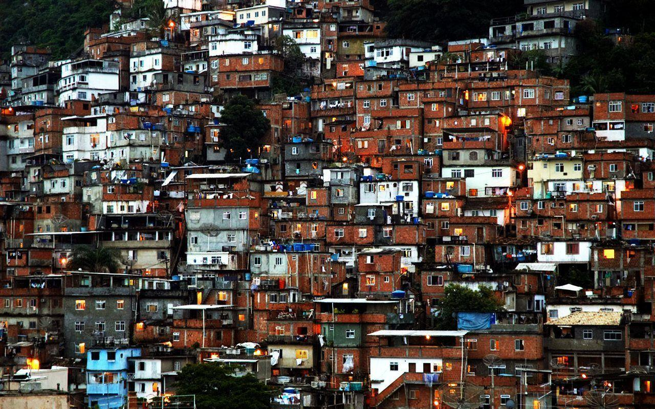 Favela Wallpapers Wallpaper Cave