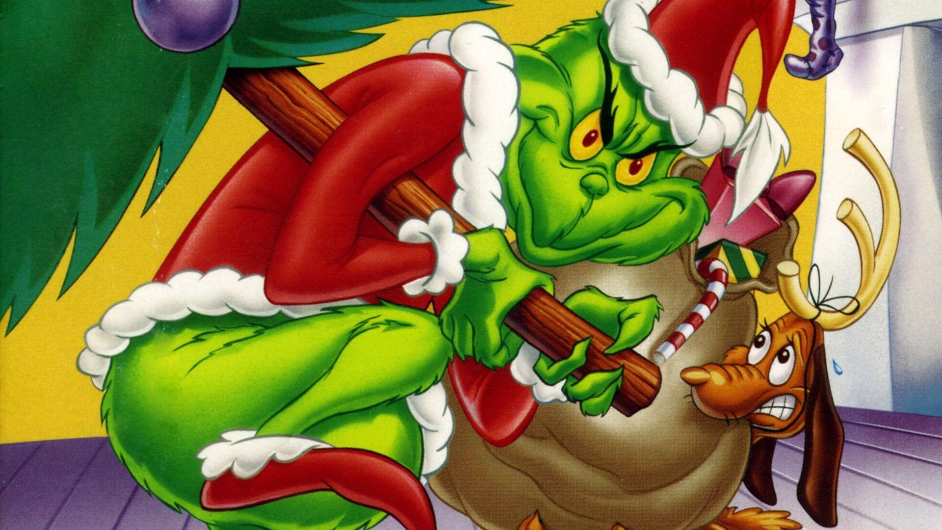 grinch wallpapers hd - photo #9