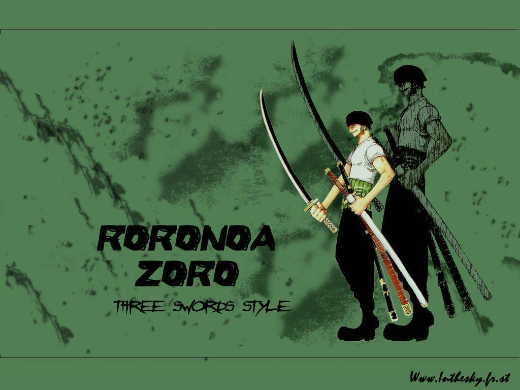 One Piece Zoro Wallpapers - Wallpaper Cave
