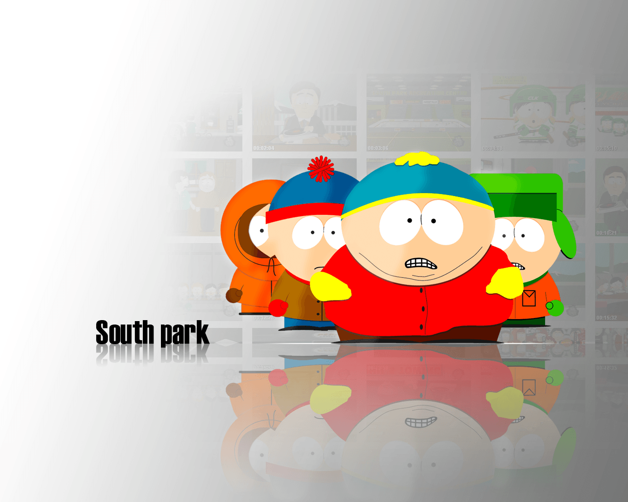 Related Pictures South Park Black Background 1920x1080 Wallpaper ...