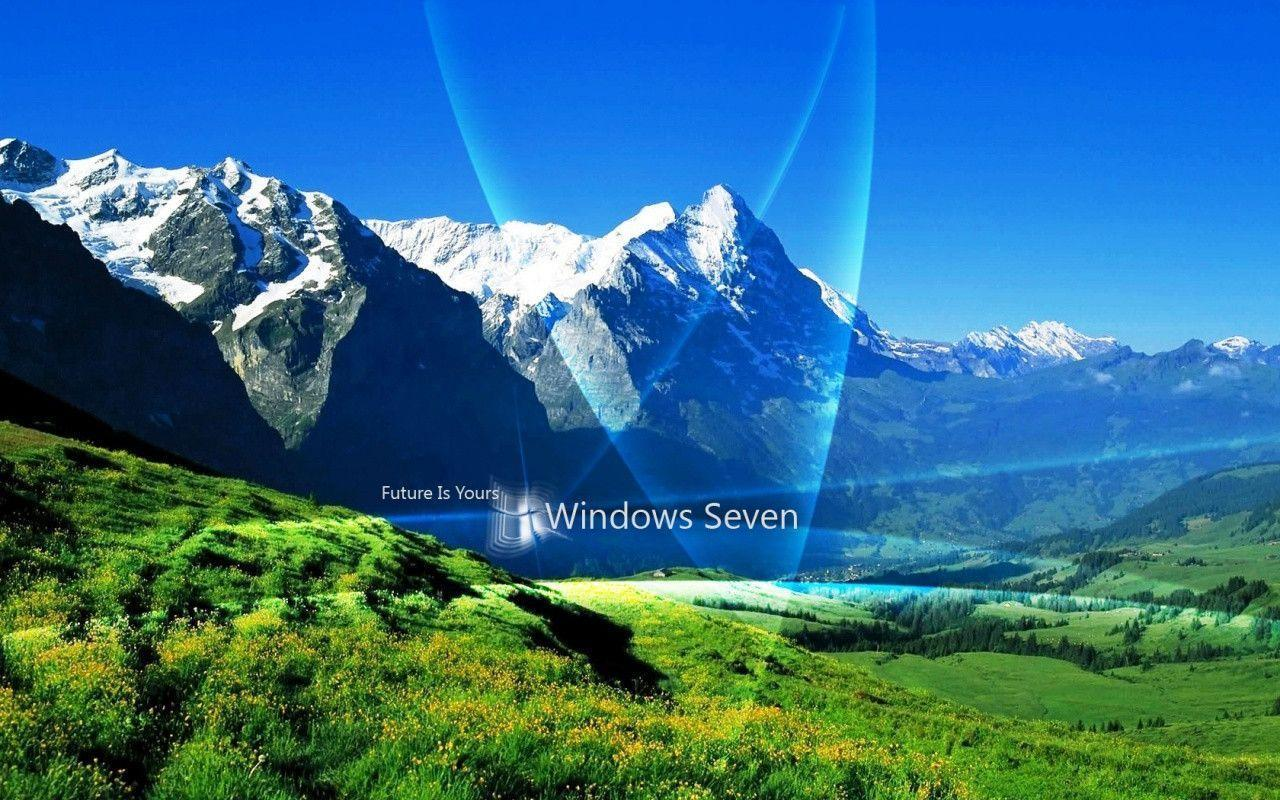 Wallpapers For > Windows 7 Backgrounds Hd