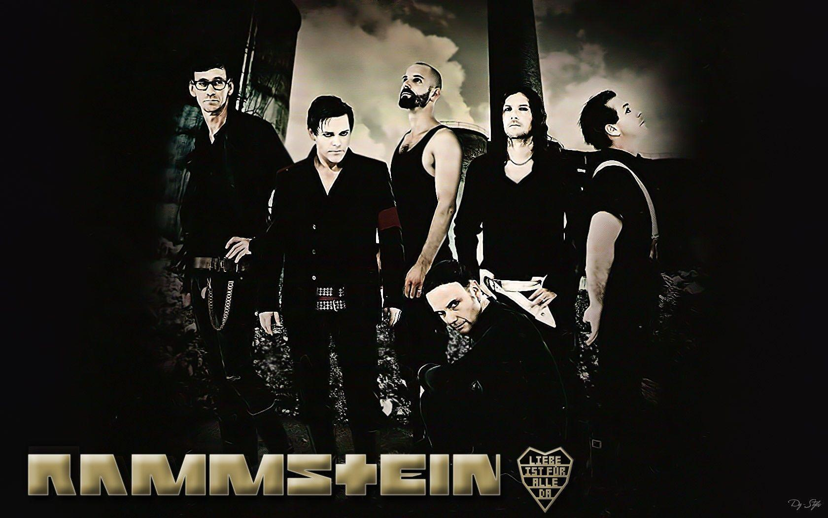 Rammstein Wallpapers by donsgirl