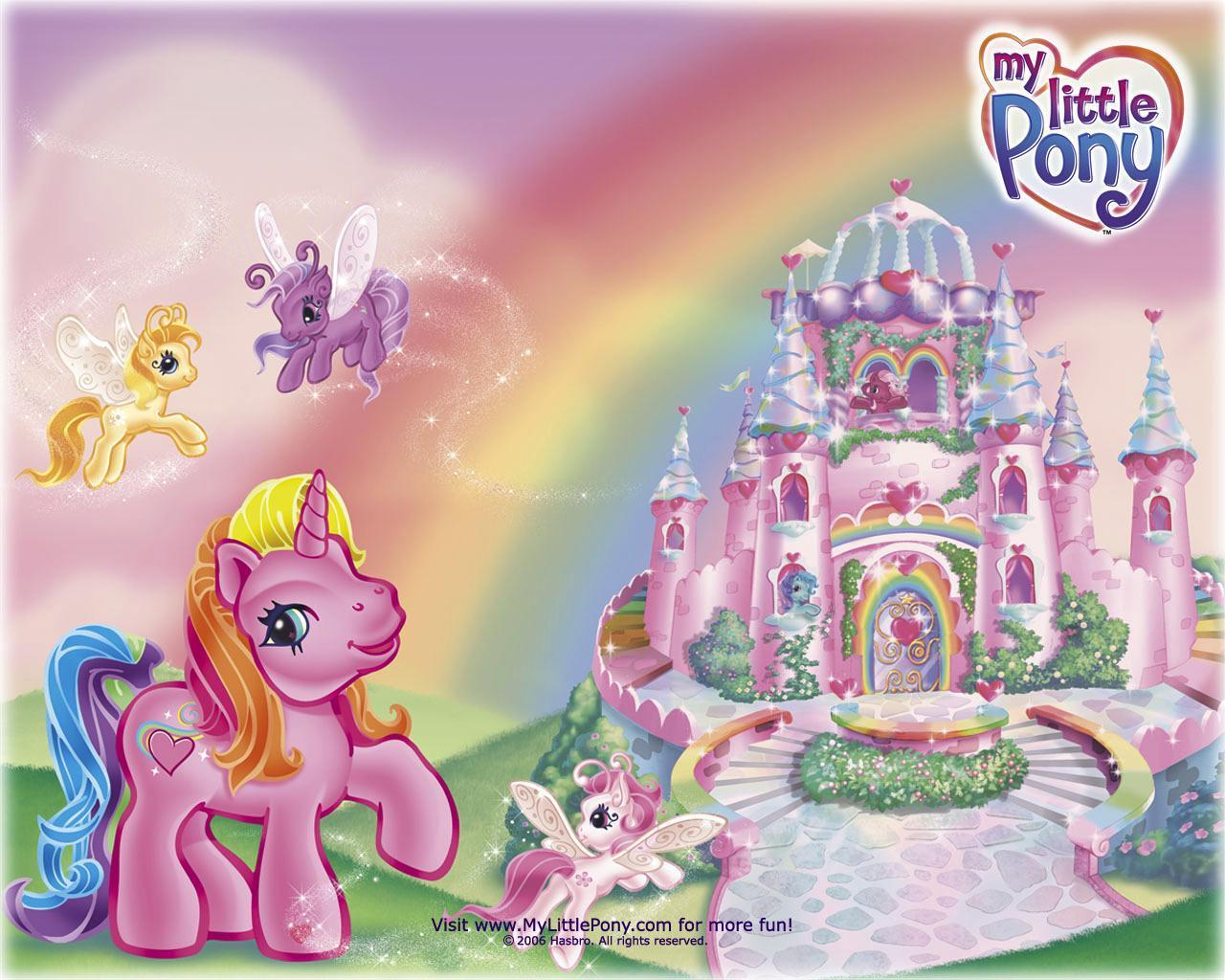 My Little Pony Wallpapers Download Free