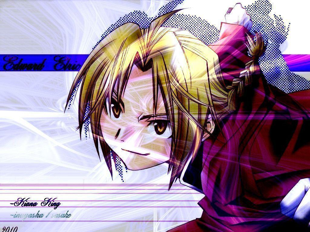 Edward Elric Wallpapers by inuyasha1sasuke