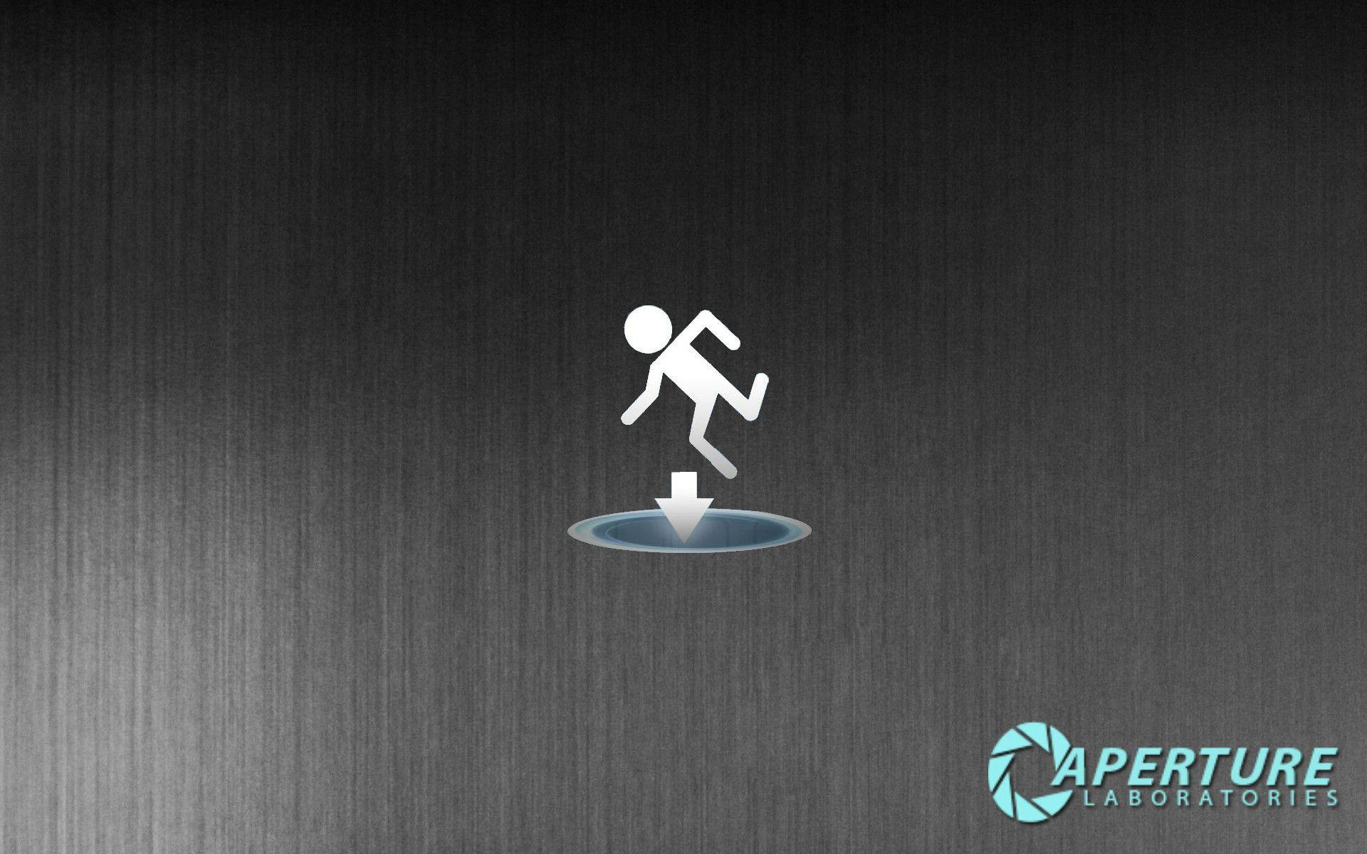 aperture science wallpapers wallpaper cave