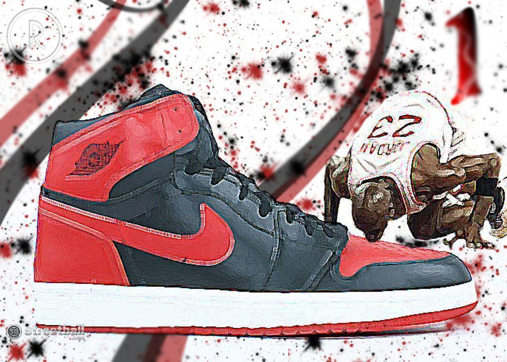 Michael Jordan Air Jordan I Wallpapers