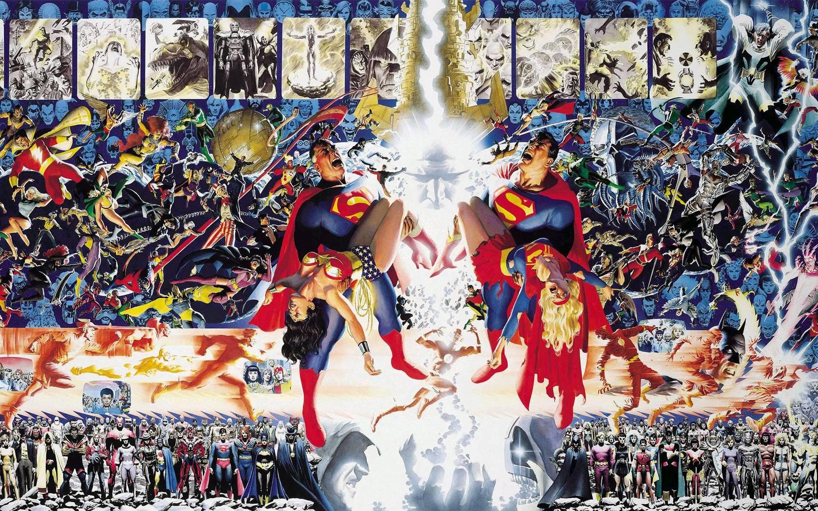 DC Comics Wallpapers - Wallpaper Cave