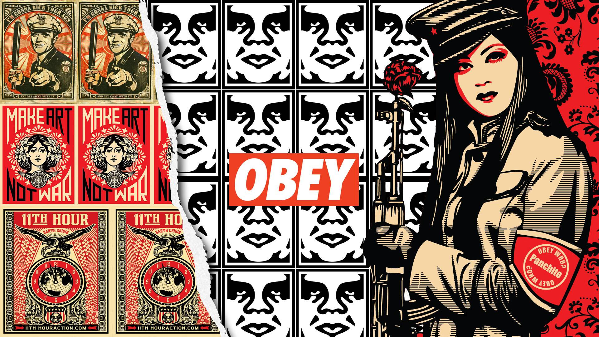 obey cool wallpapers 1920 - photo #2