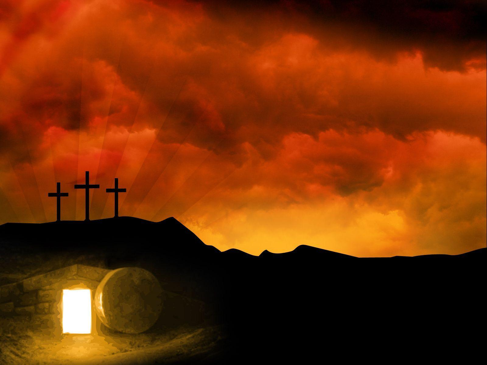 religious easter backgrounds wallpaper cave