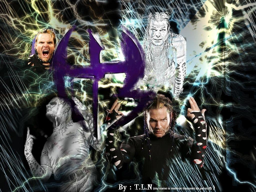 Wallpapers For > Wwe Wallpapers Jeff Hardy