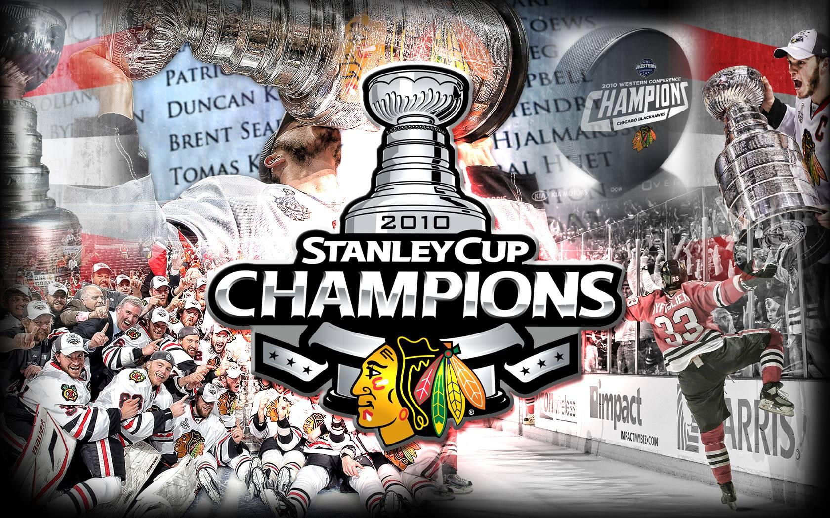 Chicago Blackhawks Desktop Backgrounds - 400.7KB
