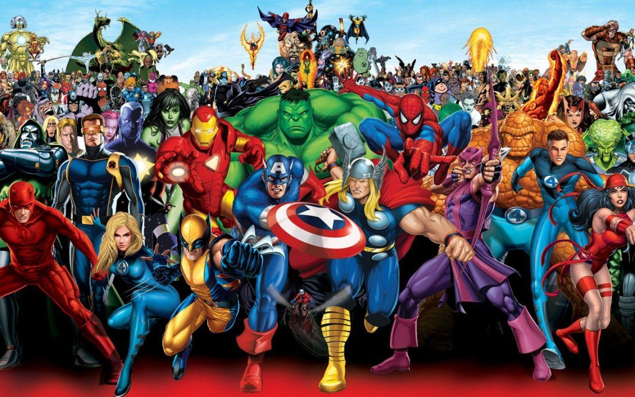 Marvel Computer Wallpapers, Desktop Backgrounds 1280x800 Id: 322791