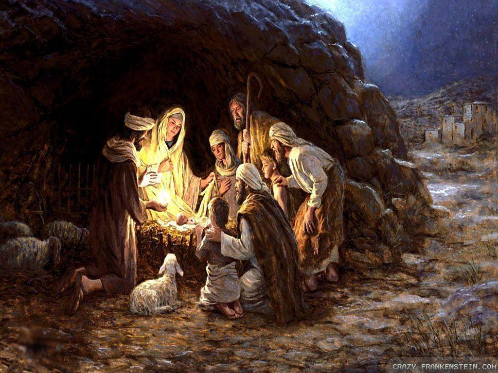 Nativity Scene Backgrounds 16310 HD Desktop Backgrounds and