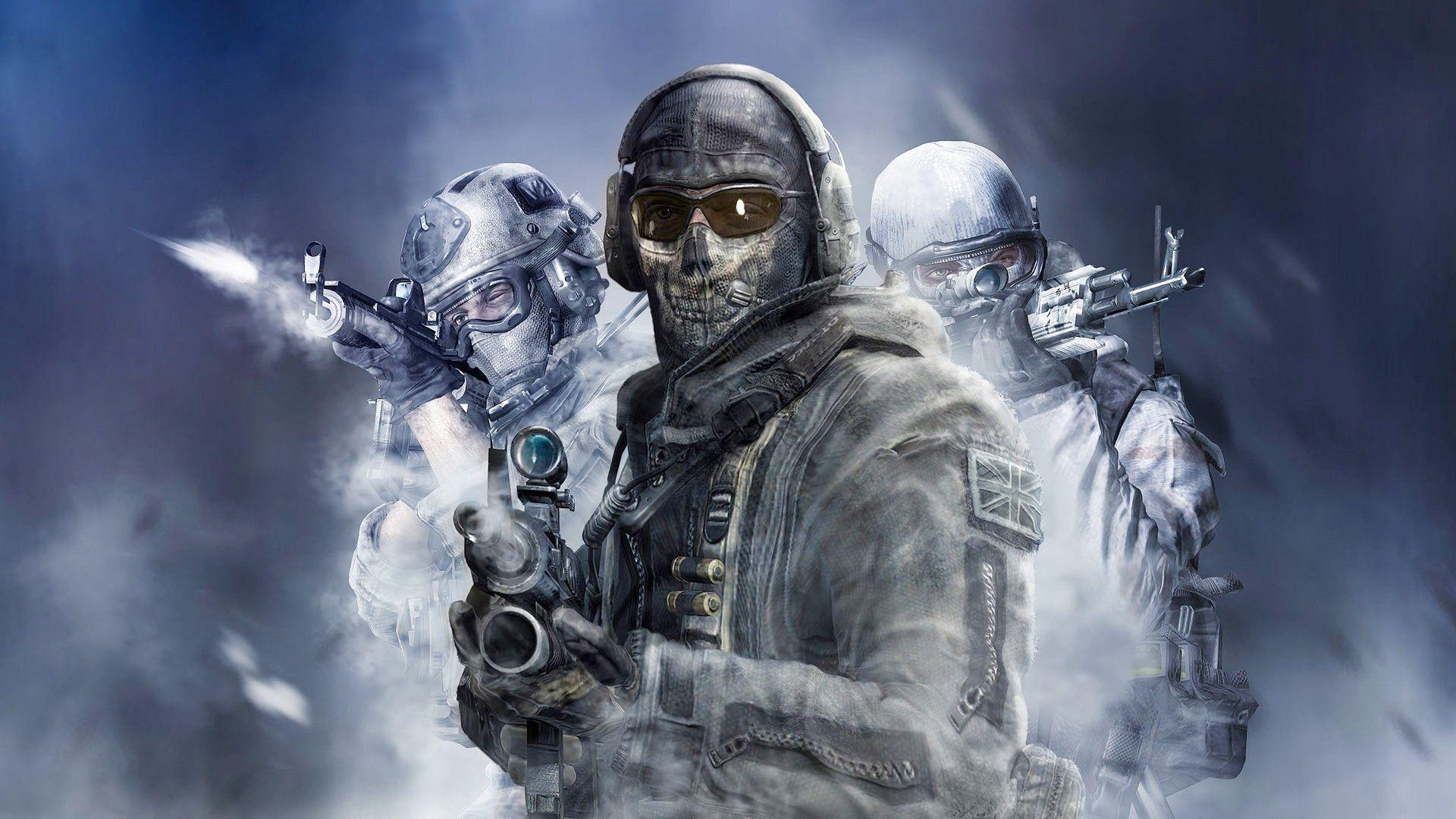 Call of Duty Ghosts Wallpapers 1920x1080 in HD | Call of Duty .