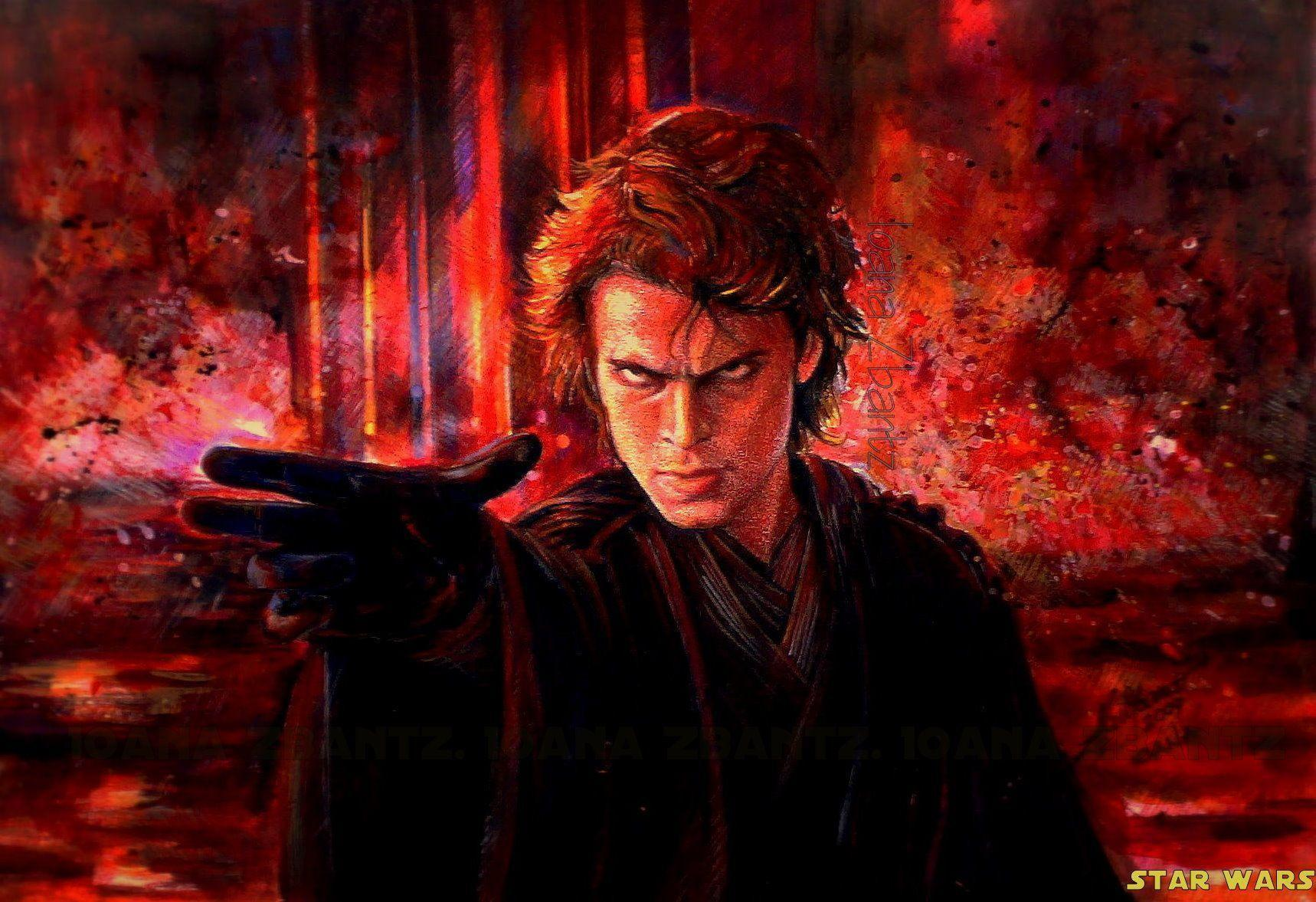 Star Wars Wallpapers Anakin Skywalker HD Wallpapers Pictures