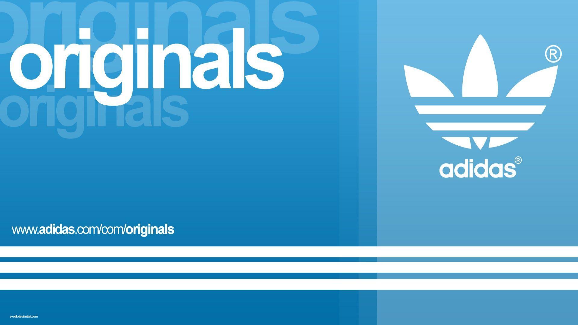 adidas original logo