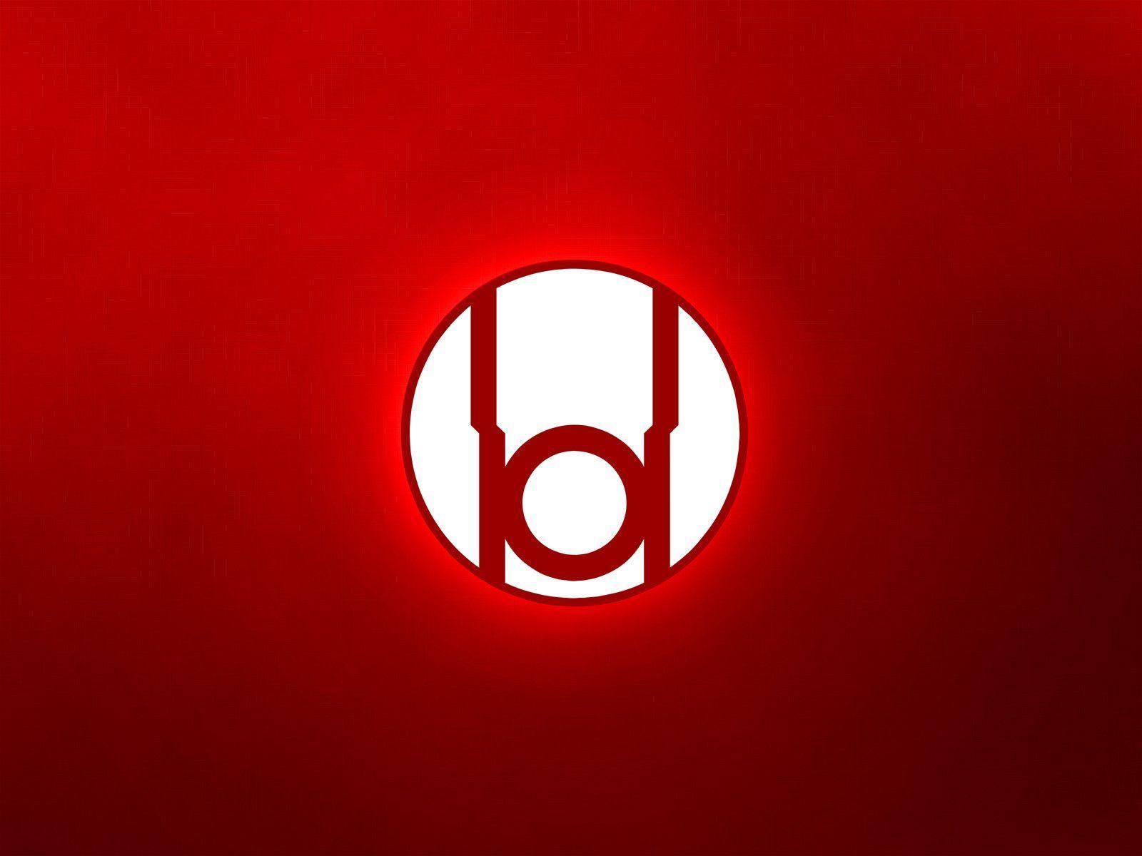 Red lantern logo wallpaper - photo#35