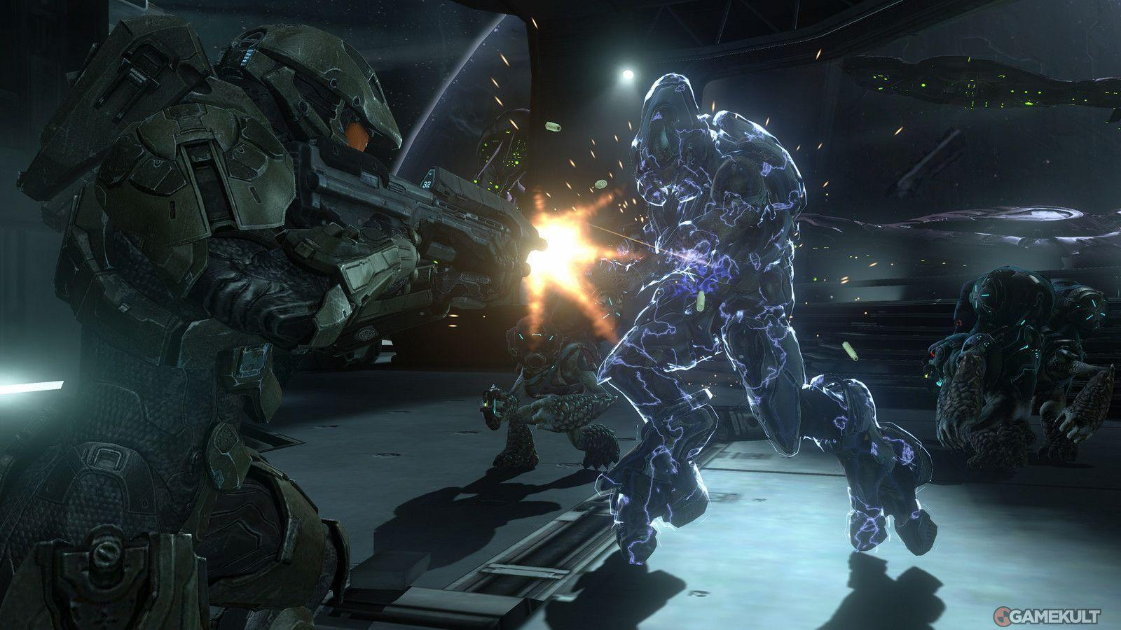 Halo 2 (Video Game 2004) - Connections - IMDb