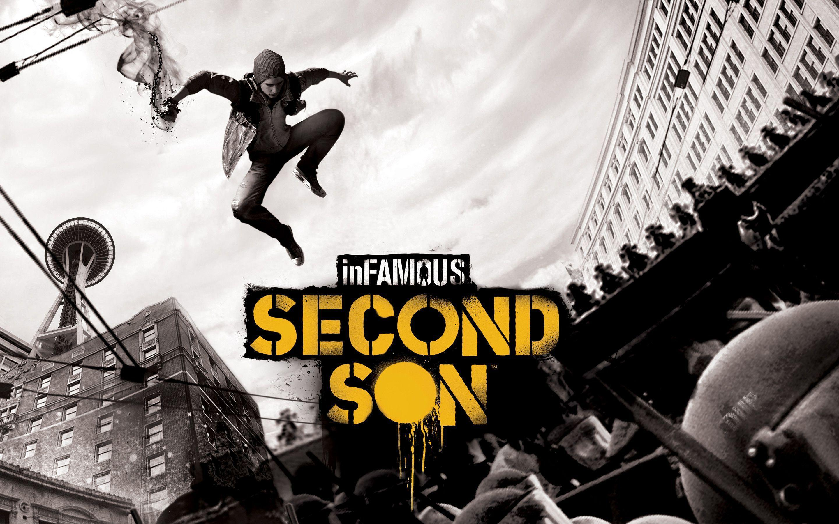 inFAMOUS Second Son Wallpapers