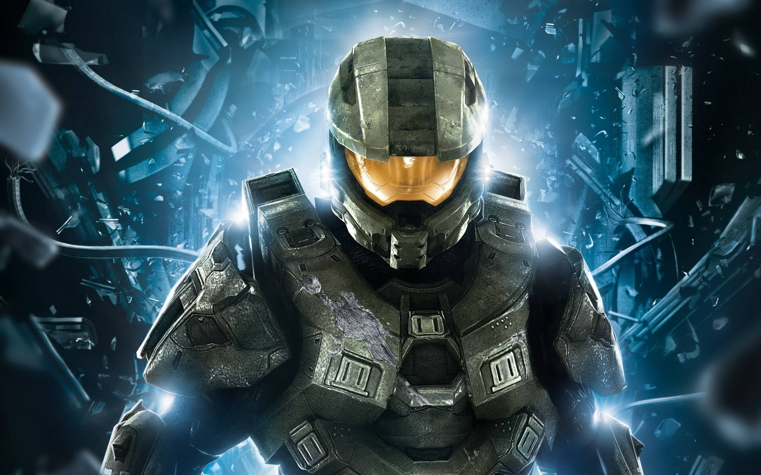 Download Halo 4 Xbox Game Wallpapers HD