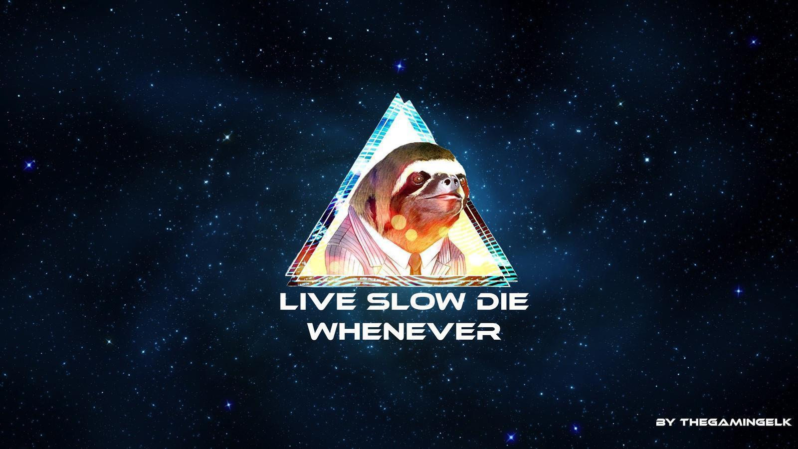 Sloth HD Wallpapers Windows by TheGamingElk