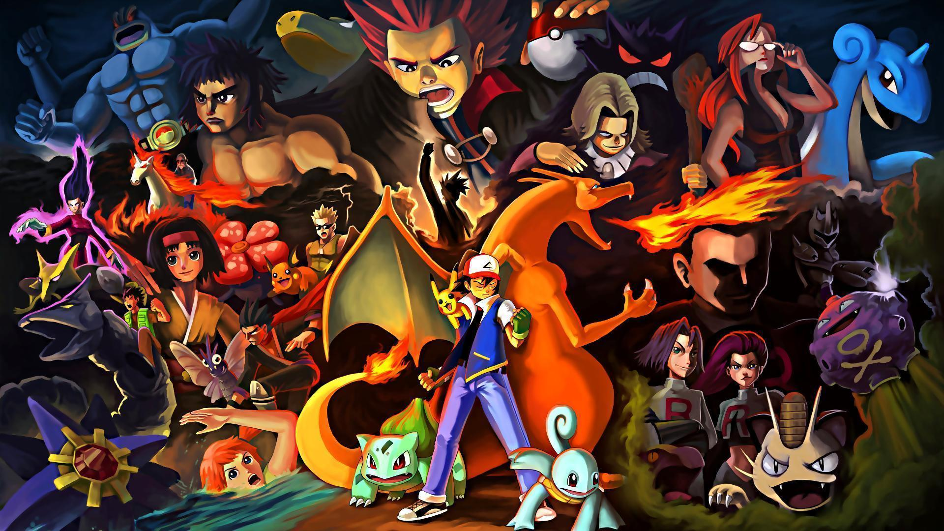 Images For u003e Awesome Pokemon Wallpapers Awesome