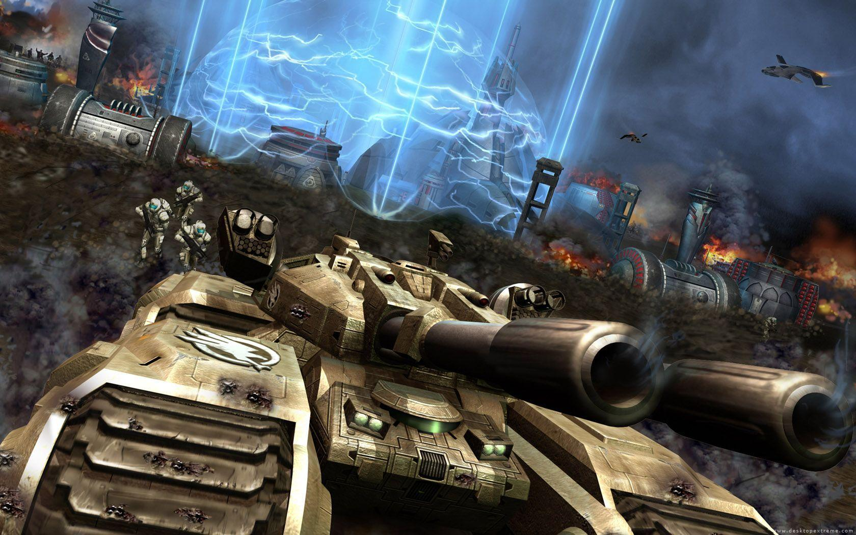 Command And Conquer 3 - Games Wallpapers