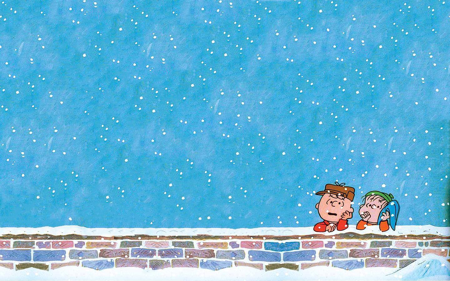 Charlie brown christmas wallpapers desktop wallpaper cave - Snoopy wallpaper for walls ...