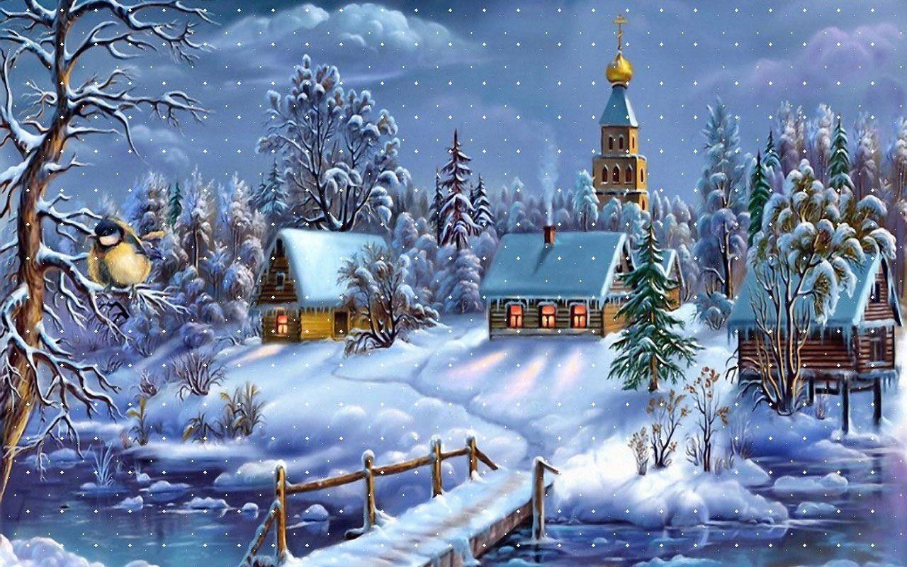 Free Christmas HD Wallpapers Download For Desktop