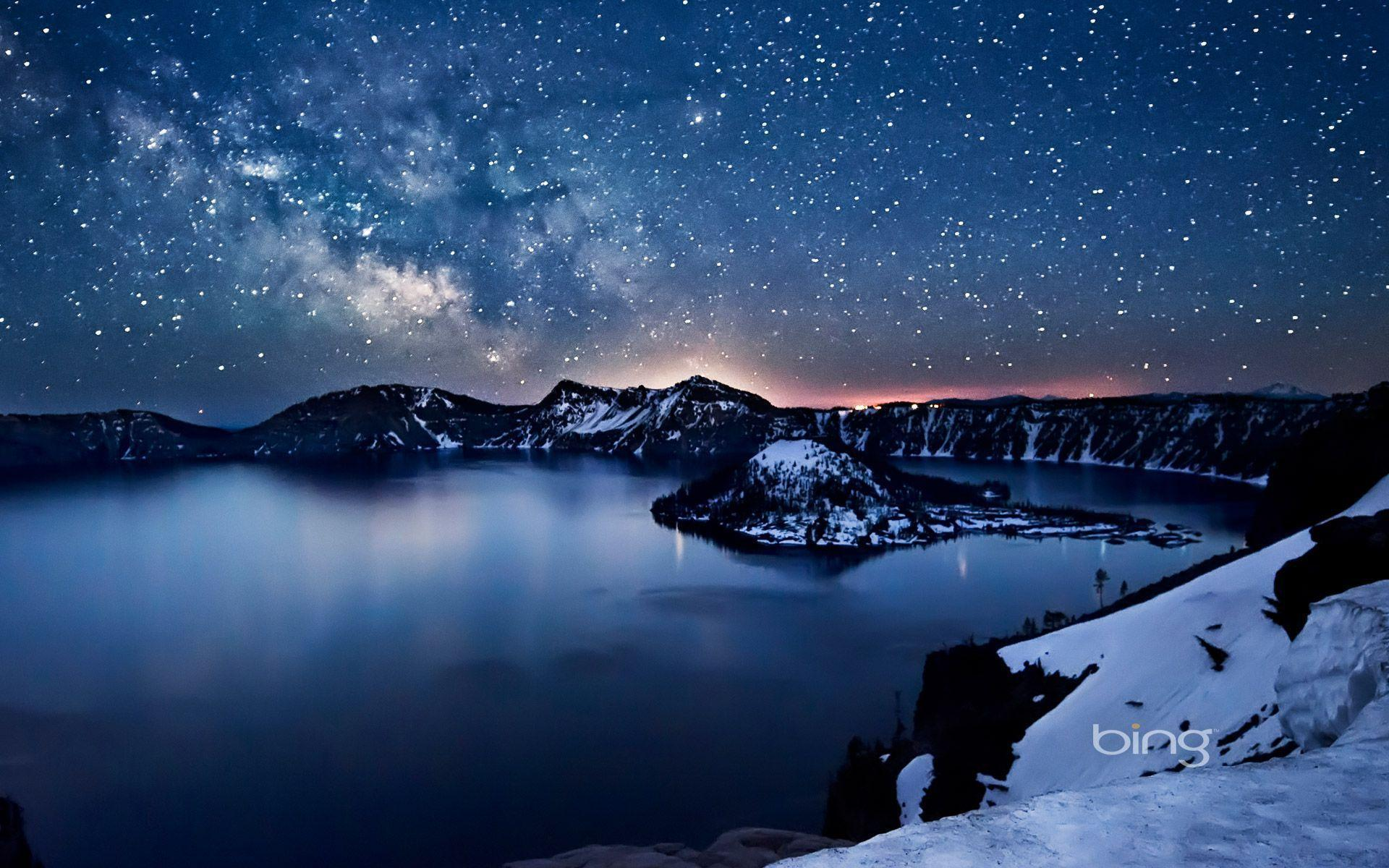 Oregon Wallpapers Hd: Crater Lake Wallpapers