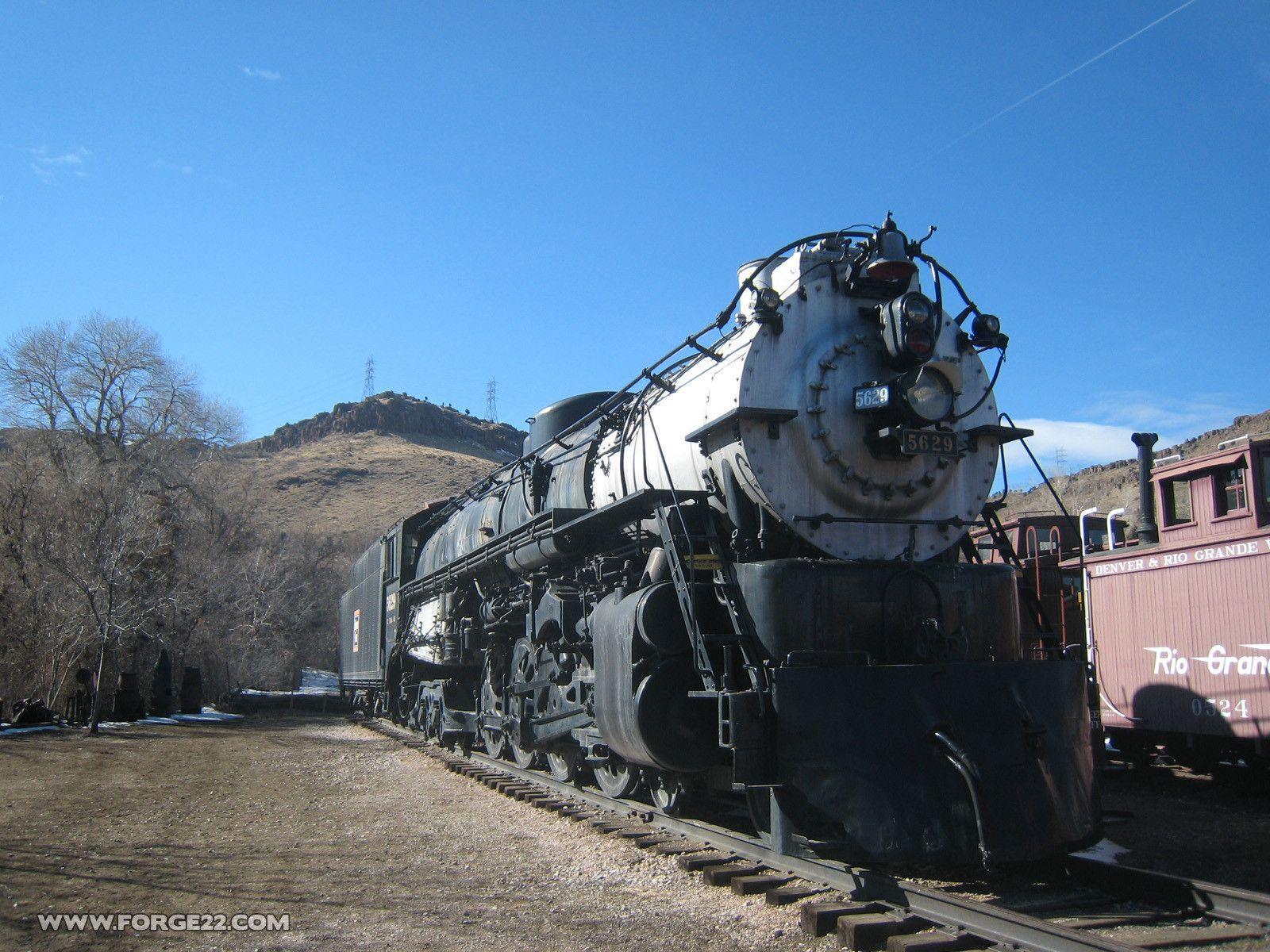 Steam Locomotive Wallpapers Wallpaper Cave