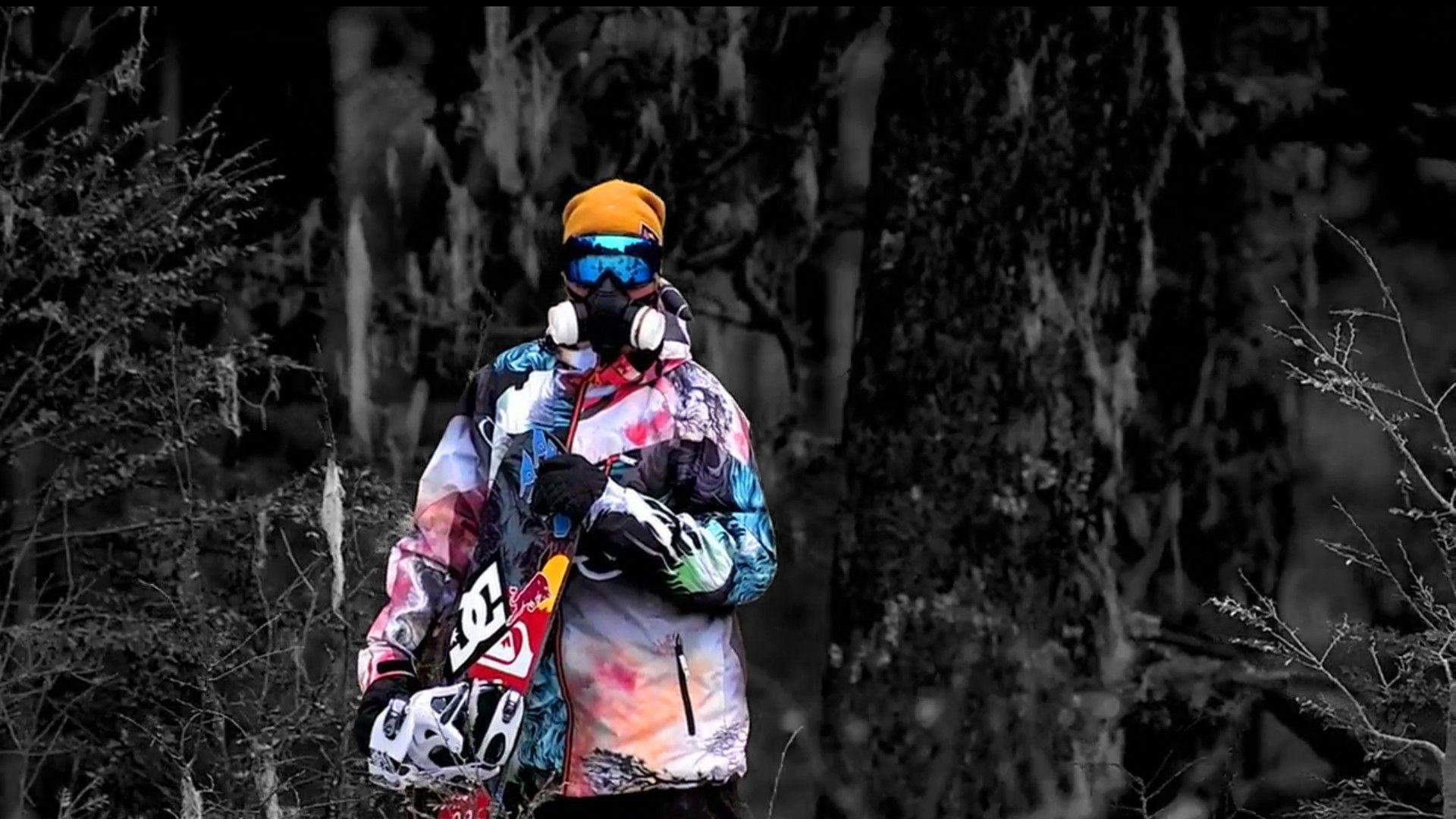 Wallpaper Hd Snowboarding Wallpaper Iphone