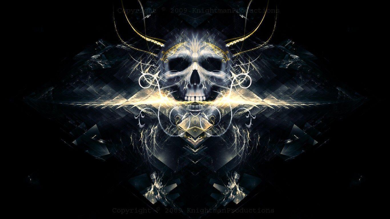 skulls hd wallpapers