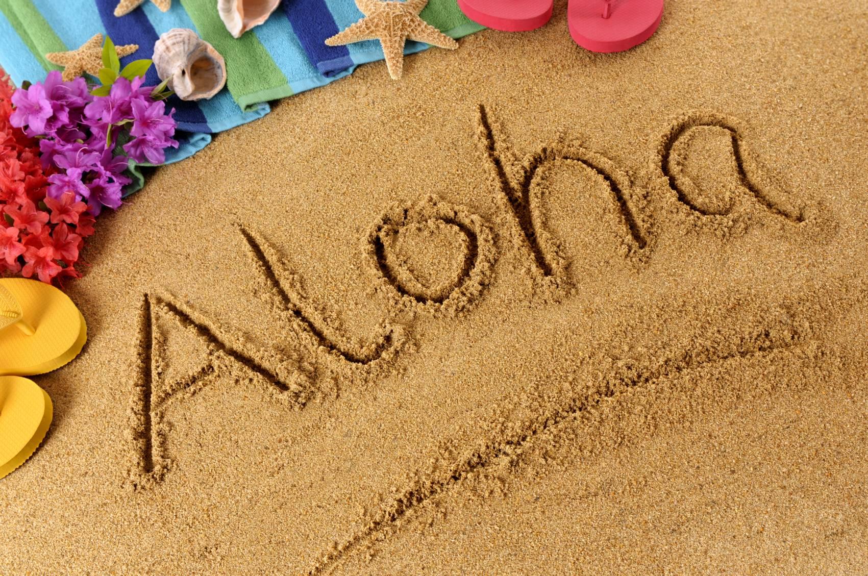 """""""aloha"""""""