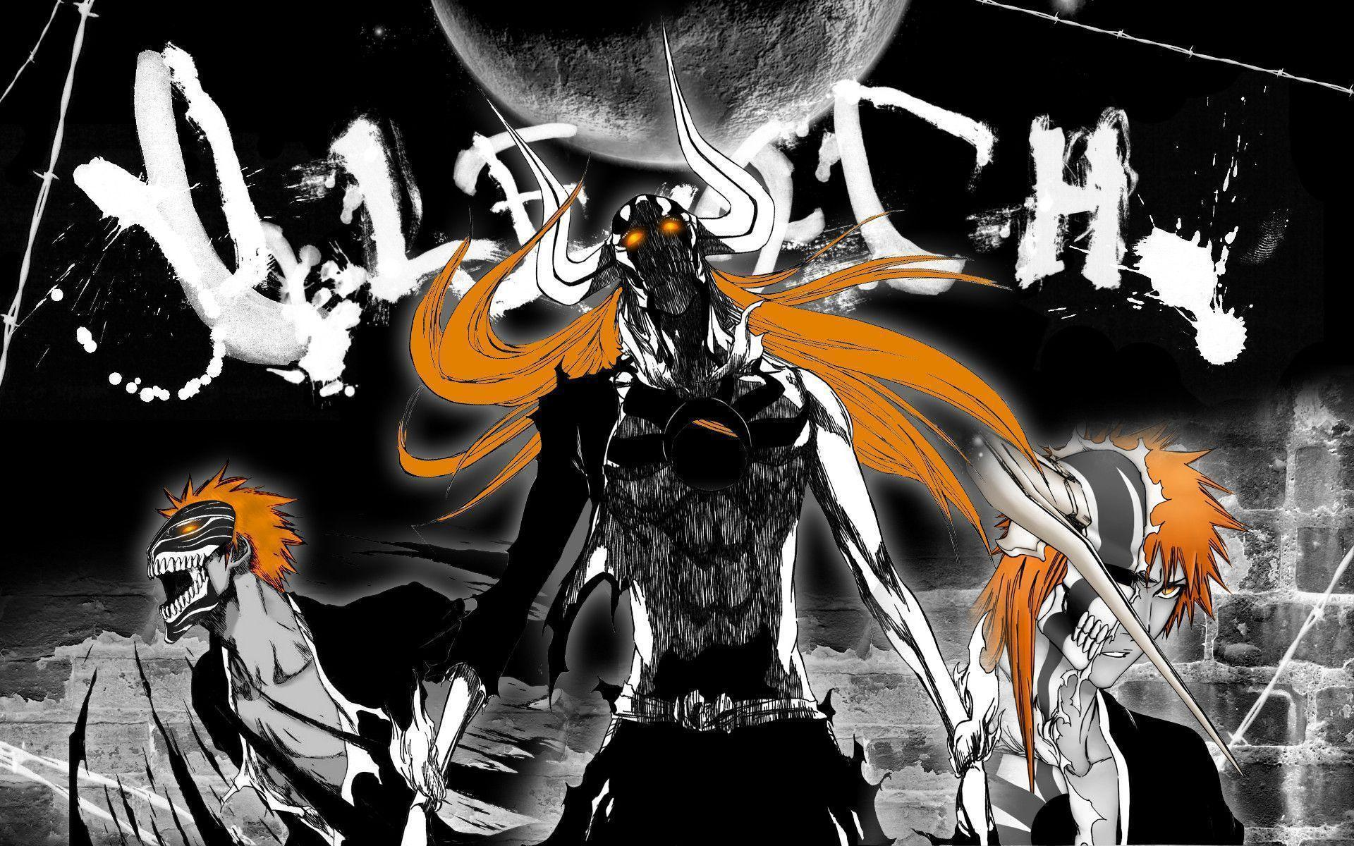 Bleach Hollow Ichigo Wallpapers - Wallpaper Cave