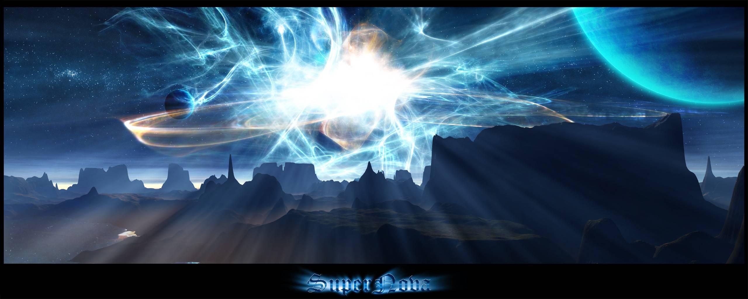 supernova desktop wallpaper - photo #33