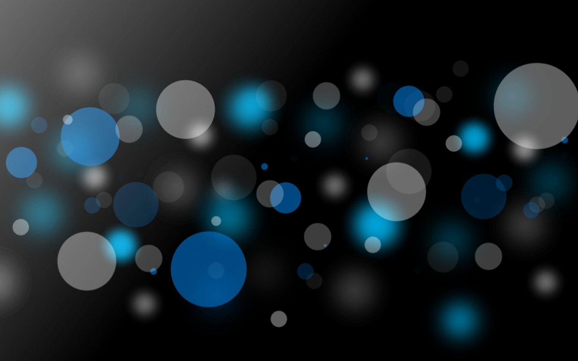 Wallpapers Abstract, Black, Background, Circles, Colors, Wallpapers