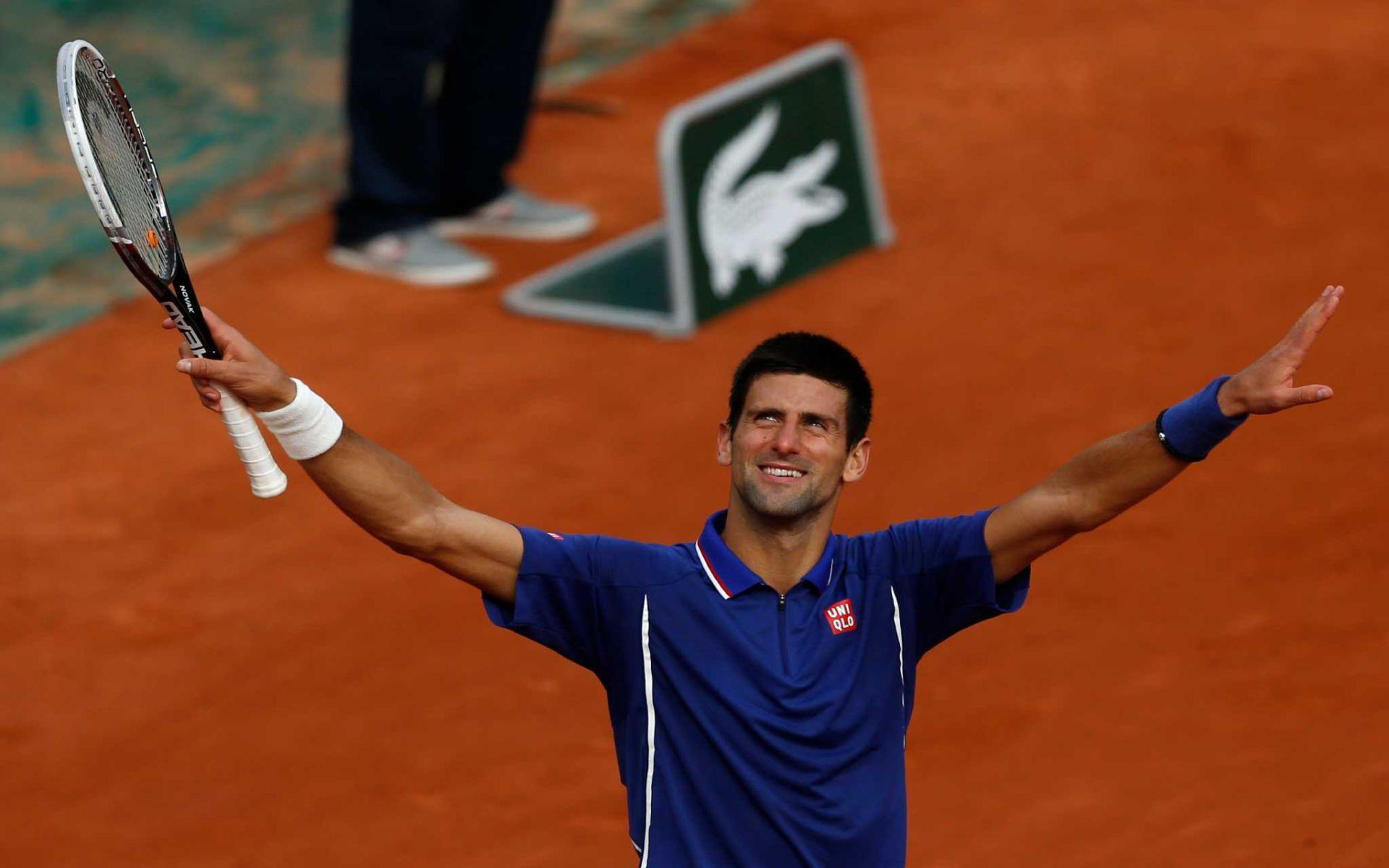 Novak Djokovic New Wallpapers #29965 Wallpaper | Risewall.