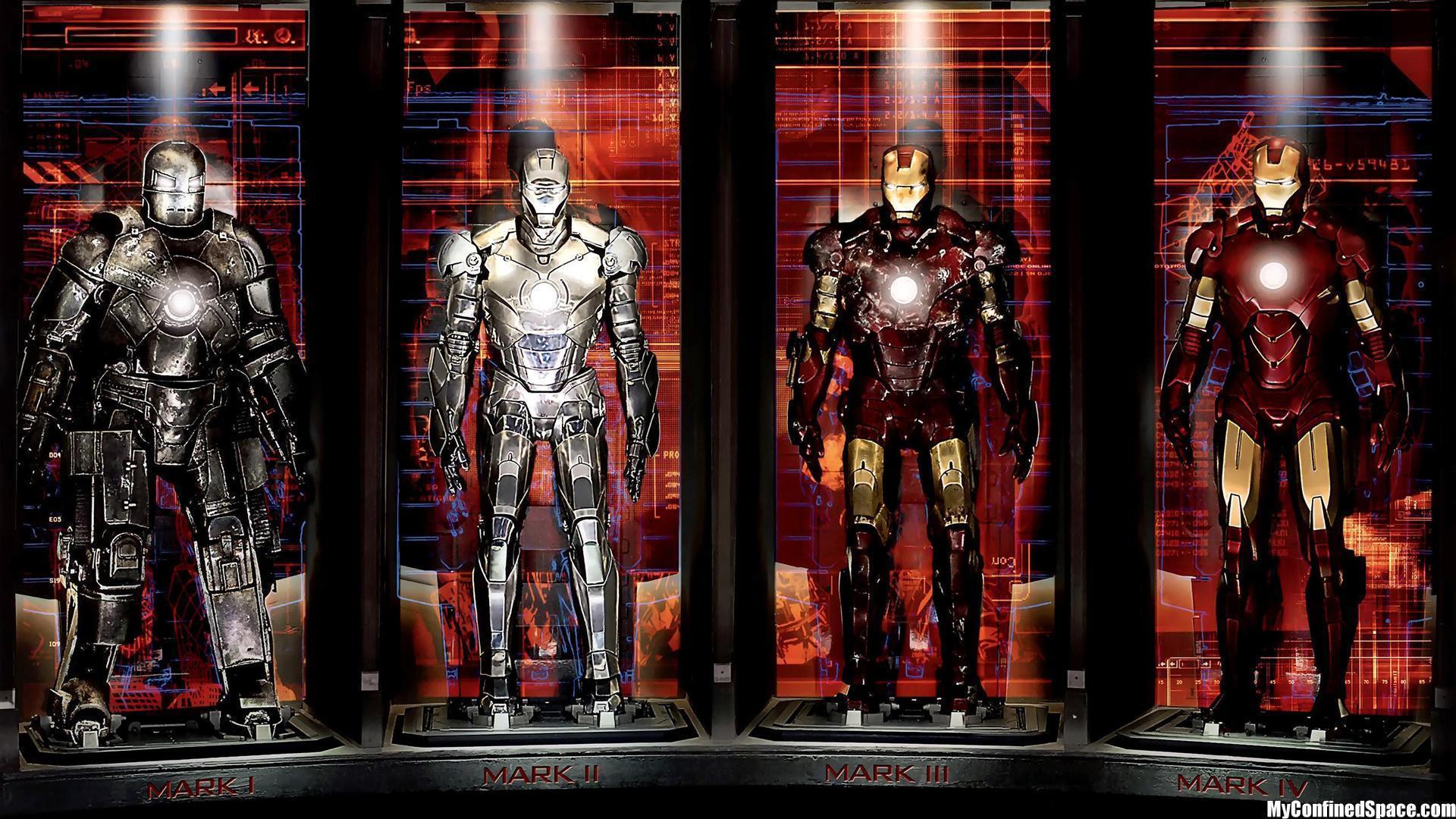 HD Wallpapers Iron Man 3 - Wallpaper Cave