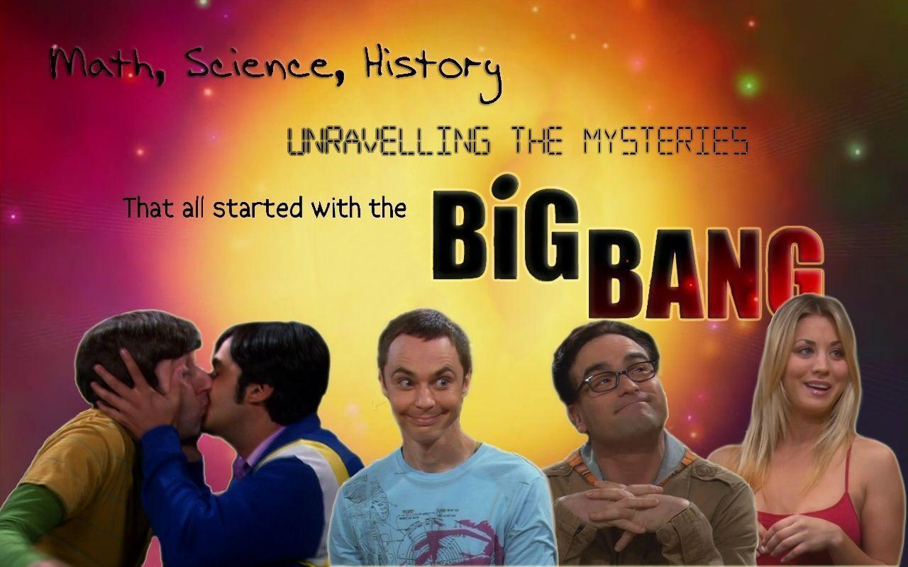 Big Bang Theory Cast Wallpaper - The Big Bang Theory Wallpaper ...