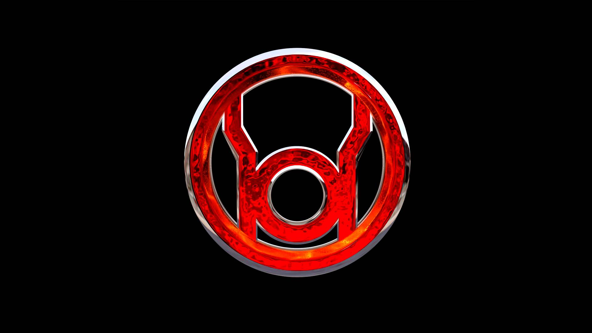 Red lantern corps symbol wallpaper - photo#13