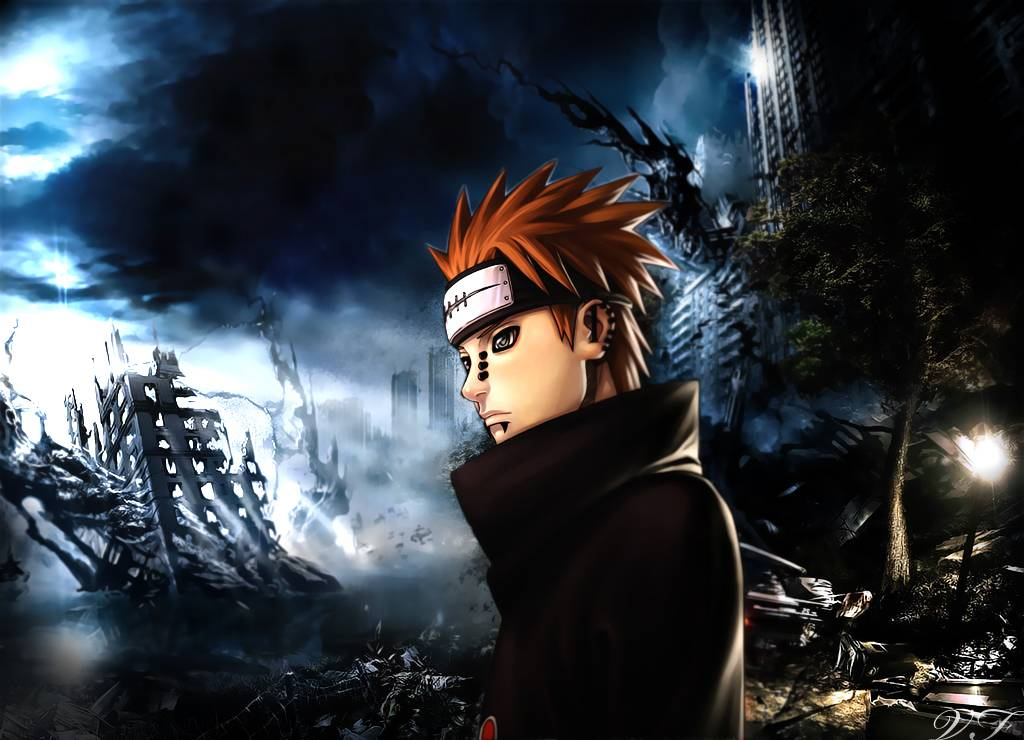 naruto pain wallpapers wallpaper cave