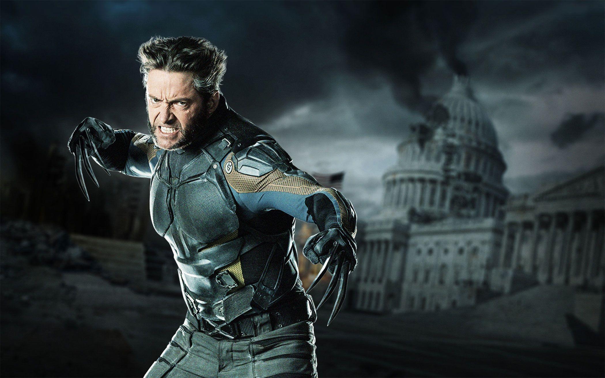 Hugh Jackman Wallpapers Hd: X-Men Wolverine 2015 Wallpapers