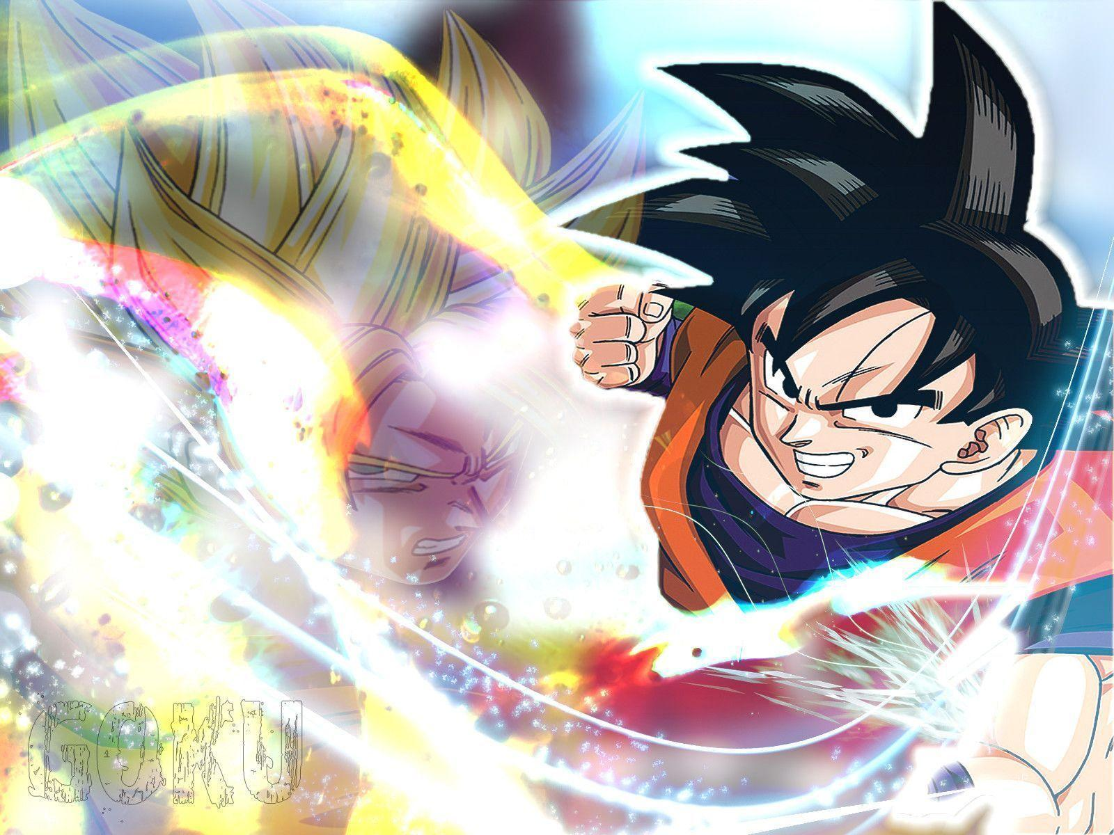 Dragon Ball Z Goku Wallpaper Cartoons P O Dragon Ball Gt Wallpaper