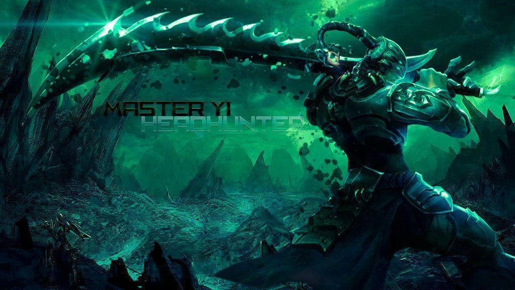 DeviantArt More Like HeadHunter Master Yi Wallpaper Full HD By