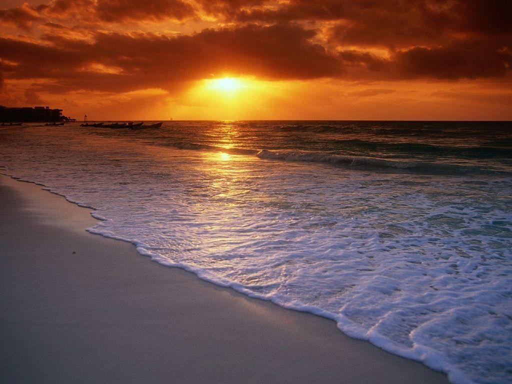 beach sunrise tumblr hd - photo #6