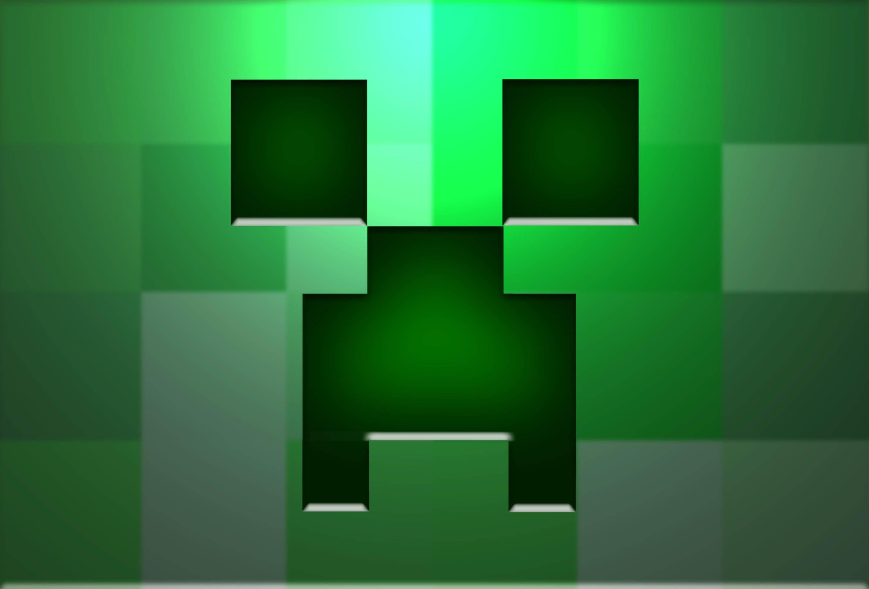 Minecraft Creeper Wallpapers #723 | Hdwidescreens.
