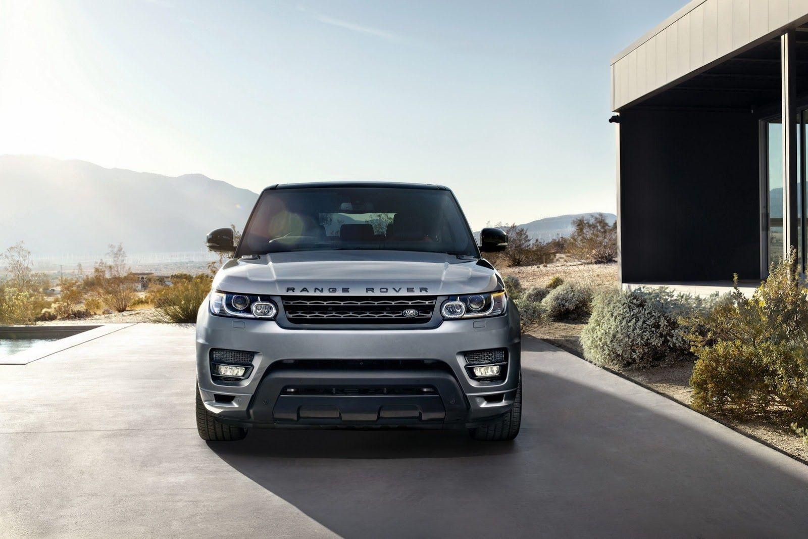 Black Range Rover Sport Wallpaper: Range Rover Sport Wallpapers