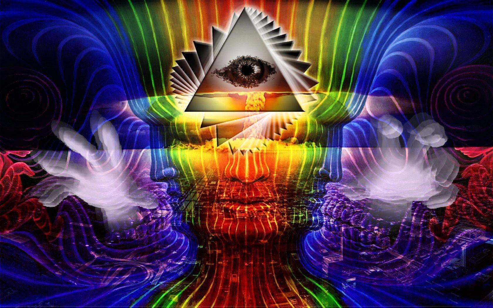 Wallpapers For Illuminati Wallpaper