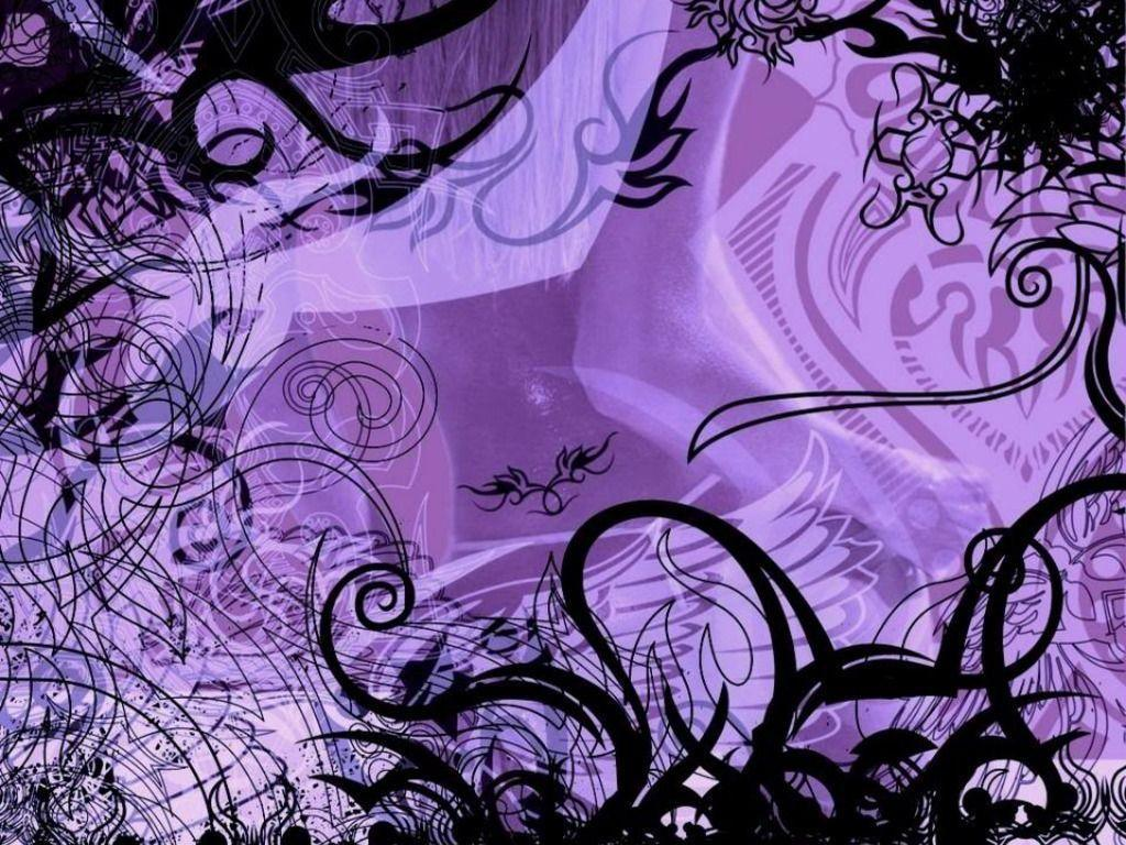 Purple And Black Wallpapers 5899 Backgrounds